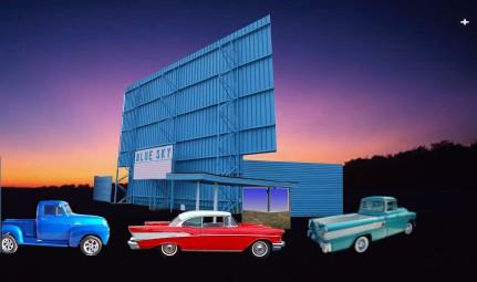 blue sky drivein theater wadsworth ohio